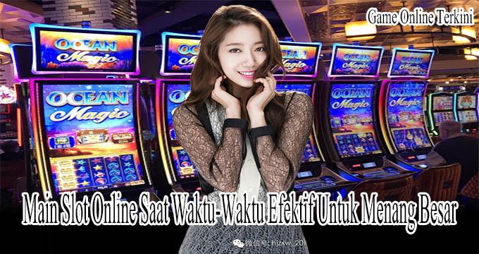 Main Slot Online Saat